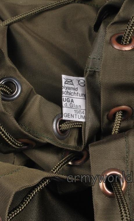 c2ae7fd676fc0 Plecak Wojskowy Austriacki 80L Oliv Oryginał Nowy Wersja IV | Plecak ...