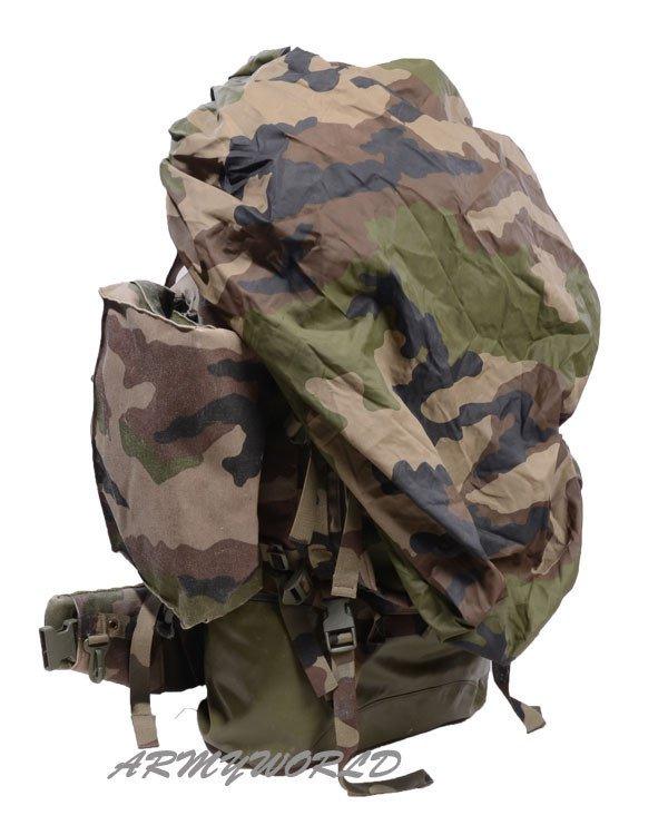 bd6c267ede069 ... Plecak Wojskowy Francuski Legii Cudzoziemskiej CCE 110 L Oryginał  Demobil ...