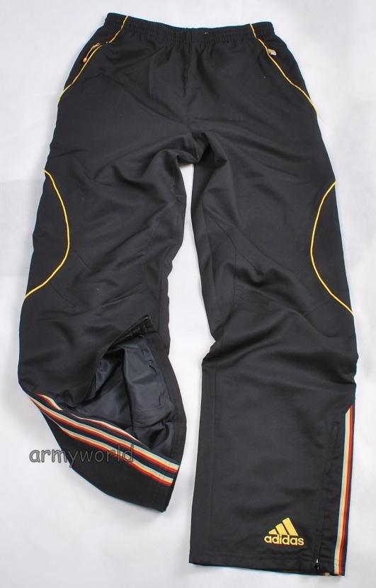 Spodnie Damskie Dresowe Reprezentacji Sportowej Niemiec