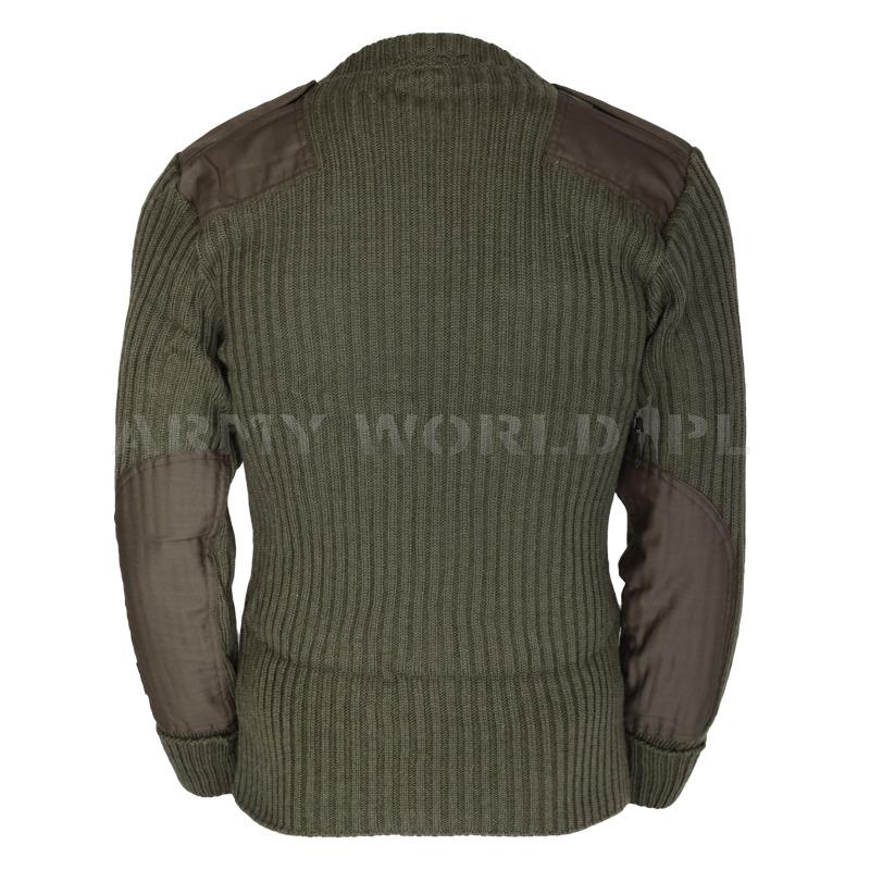 cb3b5cd4890b1 Sweter Wojskowy Holenderski Wełniany Oliv Oryginał Demobil | Sweter ...