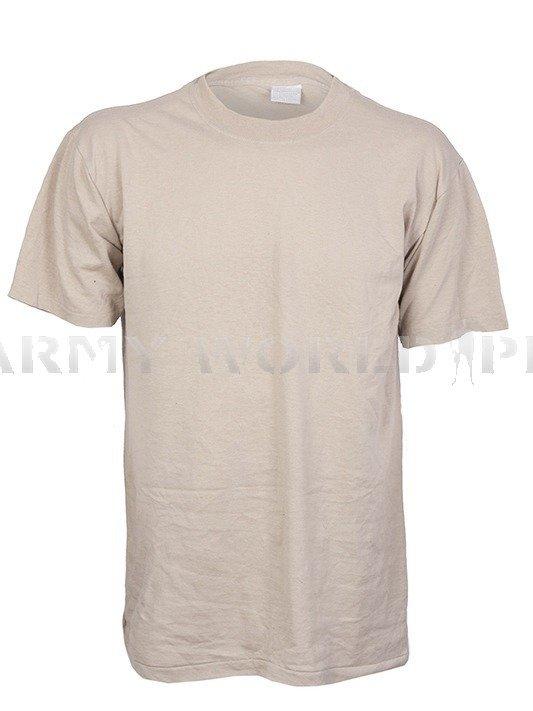 1d21f91f111a75 T-shirt CAC Us Army Beż Oryginał Nowy   ODZIEŻ \ T-shirt / Koszulki ...