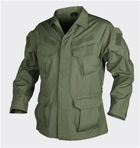 Bluza Special Forces Uniform SFU Helikon Ripstop Olive