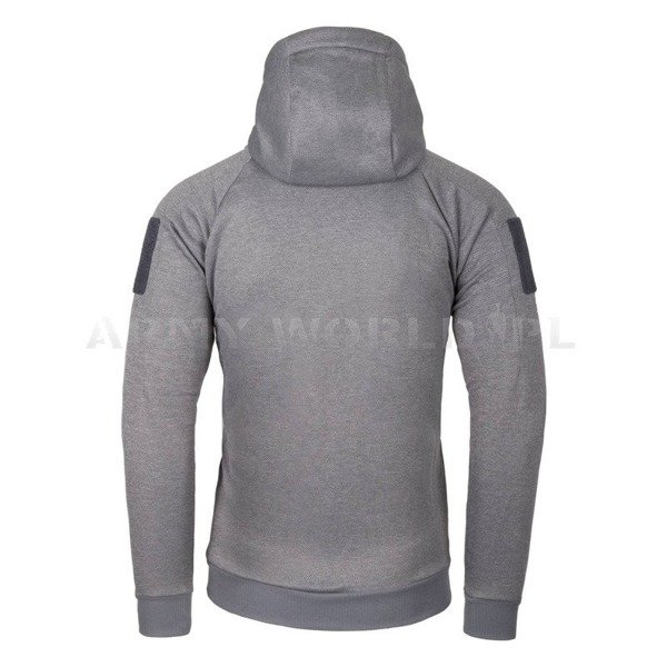 Urban Tactical Hoodie Melange Helikon-Tex Black-Grey New