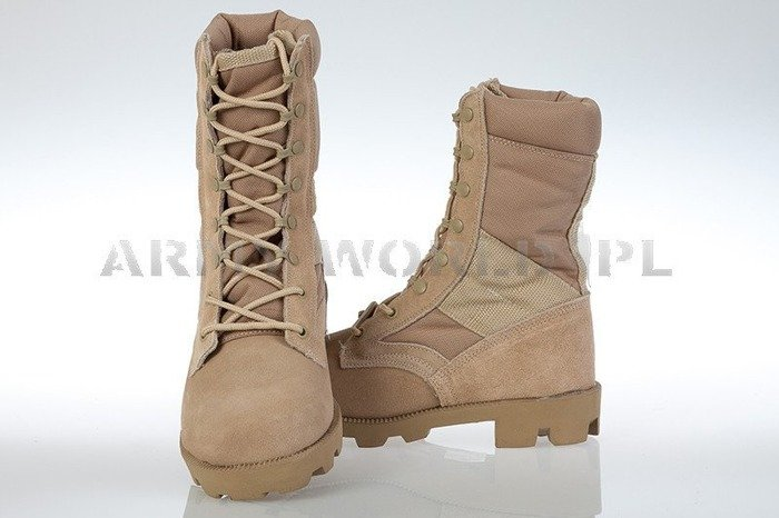 Buty Jungle SPEED LACE Cordura Mil-tec Pustynne Nowe