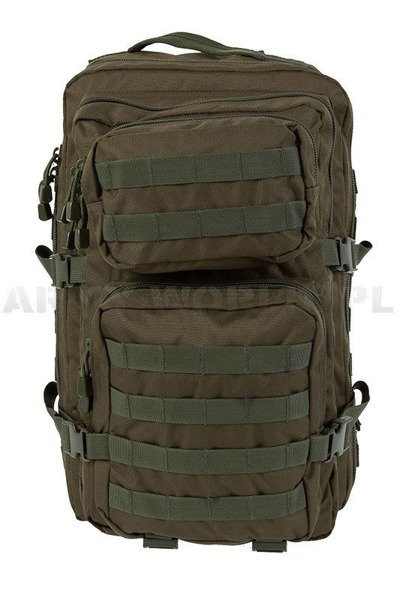 Plecak Model II US Assault Pack LG OLIV Nowy