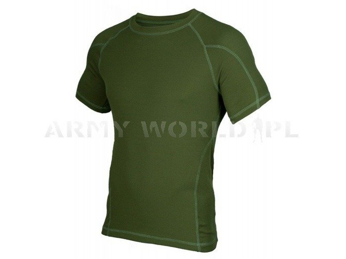T-shirt Termoaktywny MOD - Seria COMBAT - Olive Green - Nowy